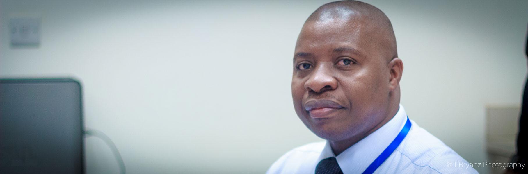 Mr Benjamin Mwesige