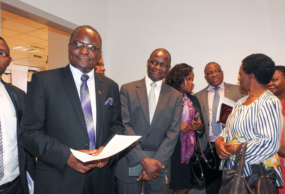 Malawi Health Delegates Hail Uganda Cancer Institute
